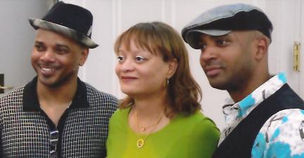 Curtis L. Crisler, H. Buchanan, and Derrick Harriell