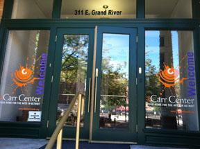 Carr Center Sharman